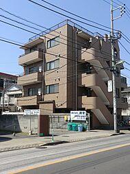 東京都世田谷区千歳台2丁目の賃貸マンションの外観