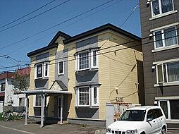 ルミエールコート[1階]の外観