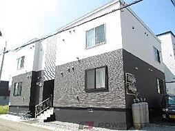 リッツ小樽[1階]の外観