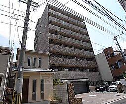 京都府京都市下京区吉文字町の賃貸マンションの外観