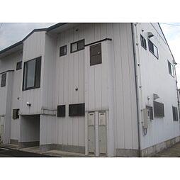 武知マンション5[1階]の外観