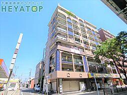 愛知県名古屋市瑞穂区堀田通2丁目の賃貸マンションの外観