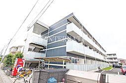 埼玉県越谷市大字大道の賃貸マンションの外観