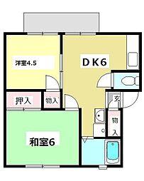 河辺駅 5.7万円