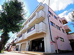 埼玉県所沢市大字北秋津の賃貸マンションの外観