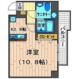 LTビル[3階]の間取り