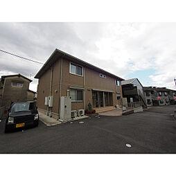 奈良県奈良市南紀寺町の賃貸アパートの外観