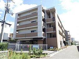 大阪府高石市東羽衣5丁目の賃貸マンションの外観