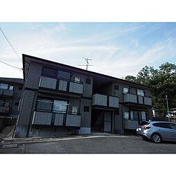 奈良県奈良市佐保台2丁目の賃貸アパートの外観