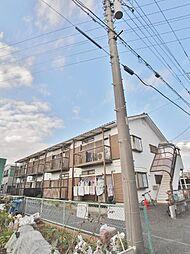 埼玉県朝霞市膝折町5丁目の賃貸アパートの外観