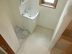 レジス立川曙町の嬉しい室内洗濯機置き場