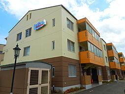 宮城県仙台市太白区富沢2丁目の賃貸マンションの外観