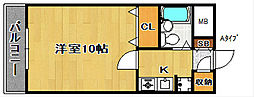 ラヴィリンス[8階]の間取り