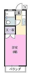 実籾駅 2.4万円