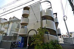 メゾン武庫之荘WEST[4階]の外観