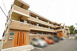 神奈川県横浜市港南区港南台9丁目の賃貸マンションの外観