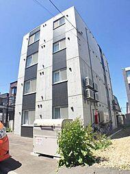 ヤーム・プランドール[102号室]の外観