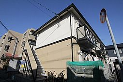 兵庫県西宮市青木町の賃貸アパートの外観