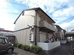 兵庫県姫路市飾磨区英賀保駅前町の賃貸アパートの外観