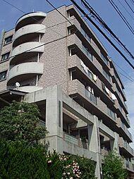 埼玉県さいたま市中央区下落合7丁目の賃貸マンションの外観