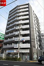 パークアクシス横浜井土ヶ谷[4階]の外観