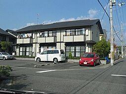 セジュールアルカディアA棟[2階]の外観