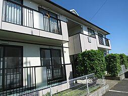 サンライフ桜E棟[101号室]の外観