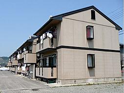 和歌山県和歌山市木ノ本の賃貸アパートの外観