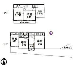 中京競馬場前駅 5.2万円