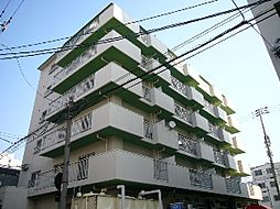 ハイツ岡本[4階]の外観
