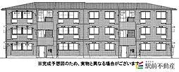 エレガンス粕屋西[103号室]の外観