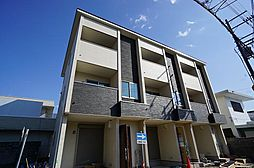 [テラスハウス] 兵庫県川西市栄根2丁目 の賃貸【/】の外観