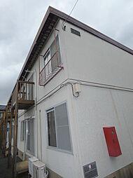 埼玉県川口市大字大竹の賃貸アパートの外観