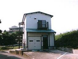 鷲田アパート[1階]の外観