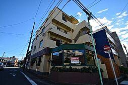 シャトー青山[4階]の外観