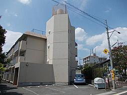 御陵レジデンス[303号室]の外観