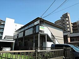 福岡県北九州市小倉北区三郎丸1丁目の賃貸アパートの外観