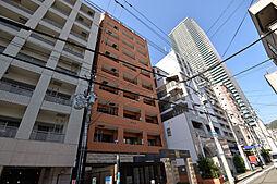 プレサンス神戸三宮[2階]の外観