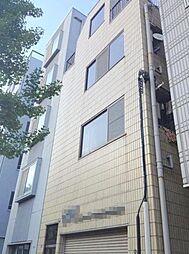 東京都北区王子本町2丁目の賃貸マンションの外観