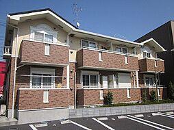埼玉県春日部市緑町1丁目の賃貸アパートの外観