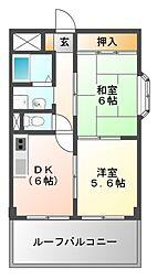 ファイナルコート[2階]の間取り