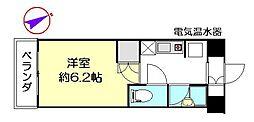 オガワ第3ビル[10階]の間取り