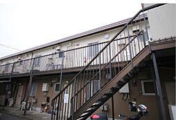 湘南台パークハイツ[103号室]の外観