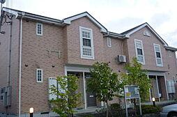 滋賀県草津市追分3丁目の賃貸アパートの外観