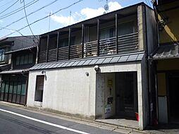 京都府京都市東山区大阪町の賃貸マンションの外観