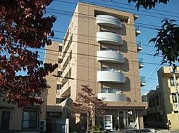 静岡県三島市北田町の賃貸マンションの外観