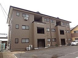 愛媛県松山市西石井4丁目の賃貸マンションの外観