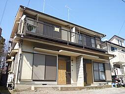 [テラスハウス] 神奈川県大和市南林間6丁目 の賃貸【神奈川県 / 大和市】の外観