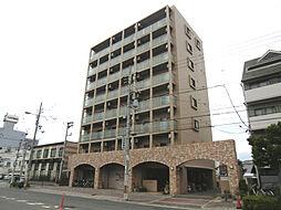 プライムタワー西今川[6階]の外観