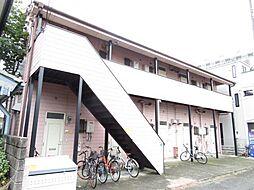 矢崎ハイツ[203号室]の外観